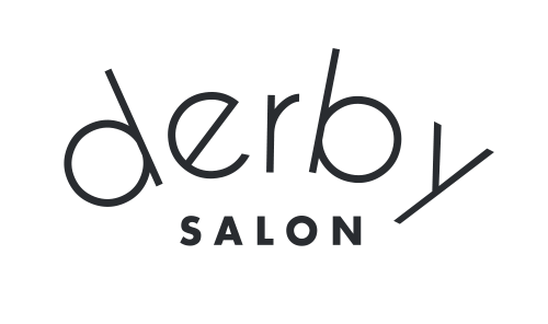 DERBY SALON Logo